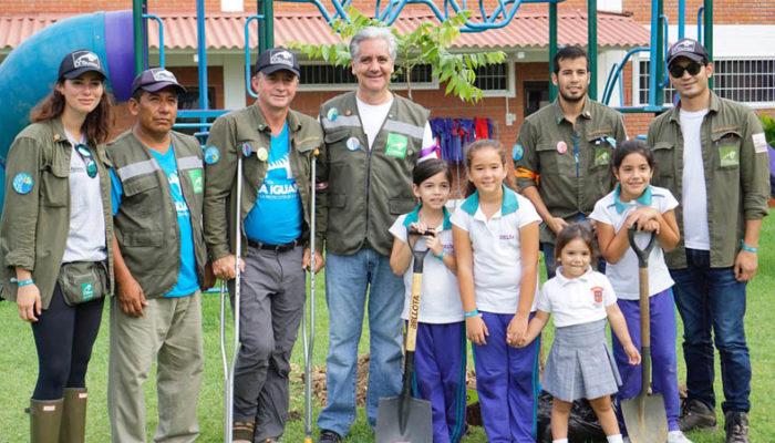 GreenLeader Fundacion La Iguana
