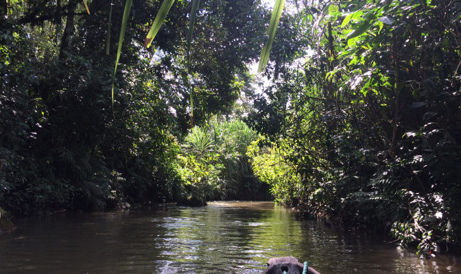 rio pastaza amazonia ecuador