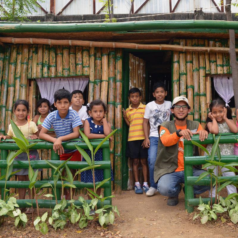 visita vivero fundacion la iguana